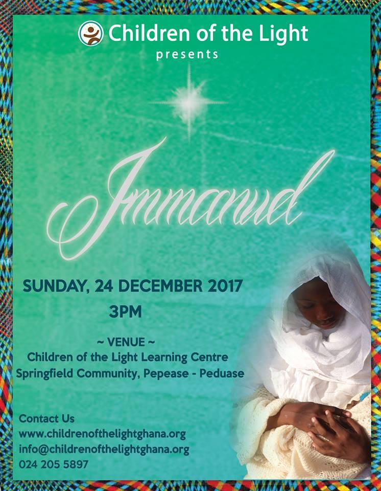 Immanuel - December 2017